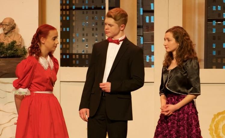 Cuba-Rushford student a finalist for Kenny Awards best actor